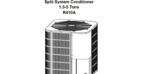 13SEER Cooling Only Condensing Unit