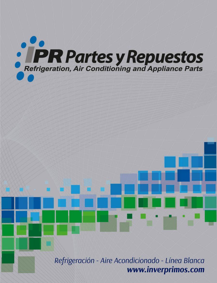 Brochure - IPR Partes y Repuestos 2019
