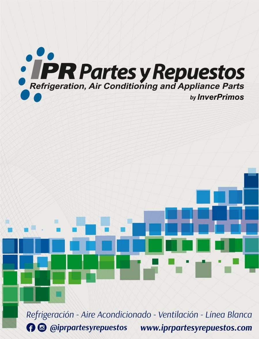 Brochure - IPR Partes y Repuestos 2020