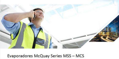 Daikin MCS - MSS Cassette y Piso techo
