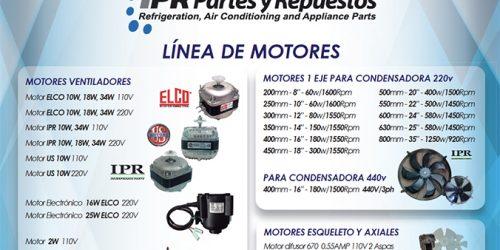 Linea de Motores