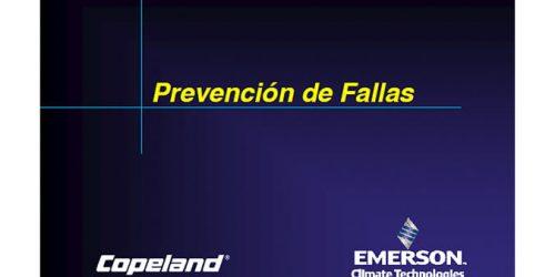 Prevención de fallas Scroll & RECOMENDACIONES DE APLICACIÓN