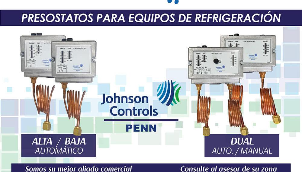 5-PRESOSTATOS-JOHNSON-CONTROLS