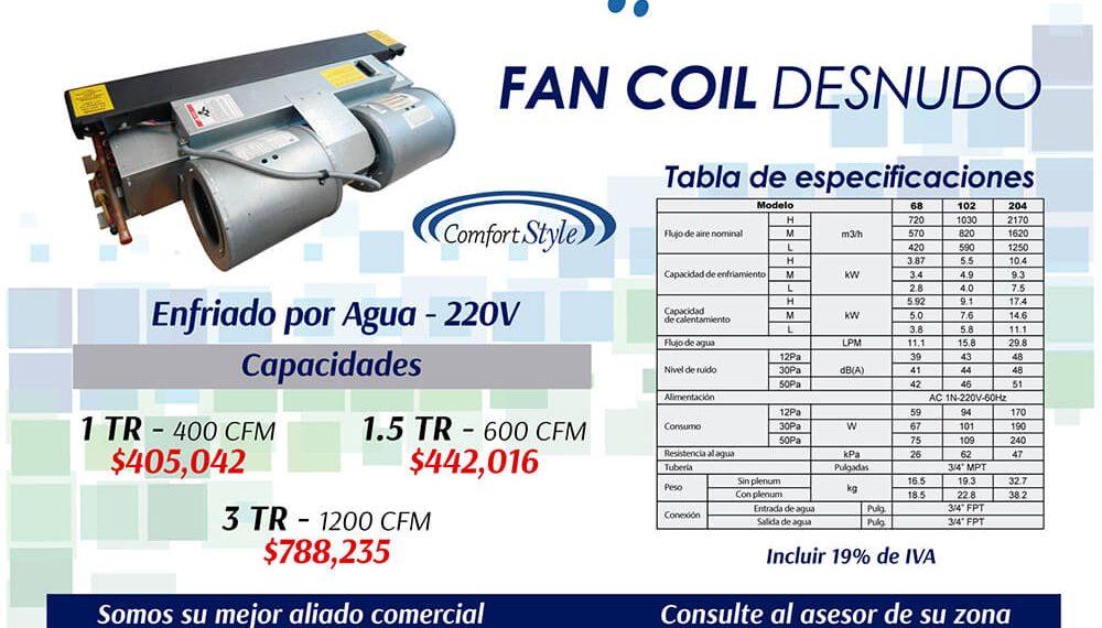 FAN-COIL-DESNUDO-COMFORT---AG21