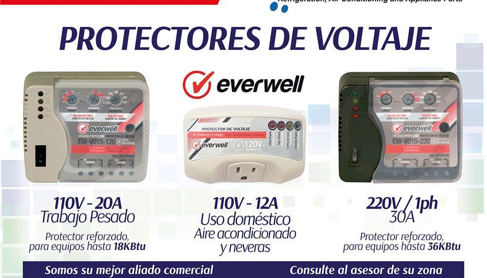 PROTECTORES-DE-VOLTAJE-EVERWELL