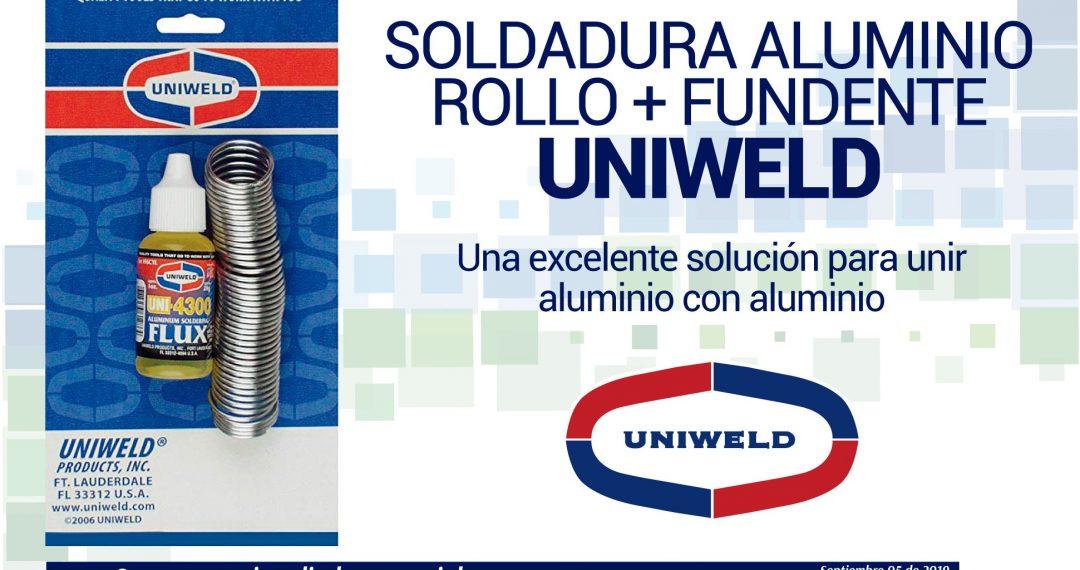 SOLDADURA-UNIWELD