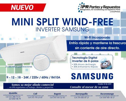 NUEVO-WIND FREE-SAMSUNG--