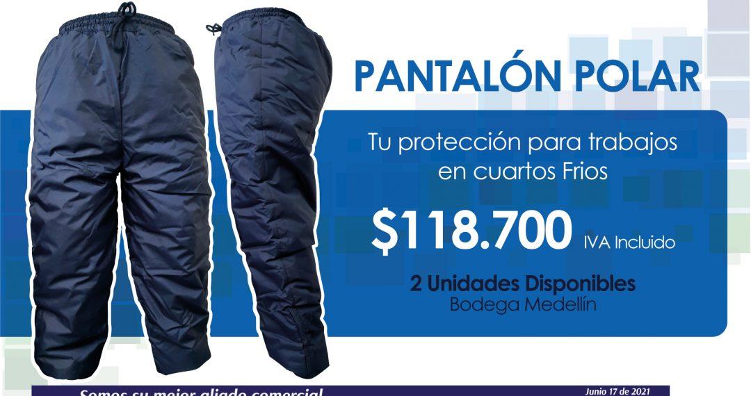 PANTALON-POLAR